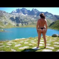 Nude Girlfriend:The Suisse Alps' Queen