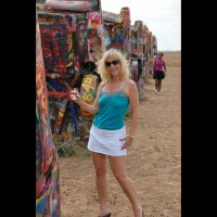 Pantieless Wife: *PL Natasha - Cadillac Ranch