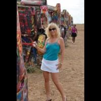 Pantieless Wife:*PL Natasha - Cadillac Ranch