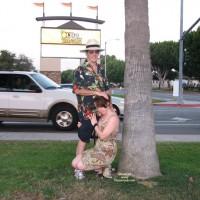Nude Friend on heels:Li'l Phi - A Day At The Fair II