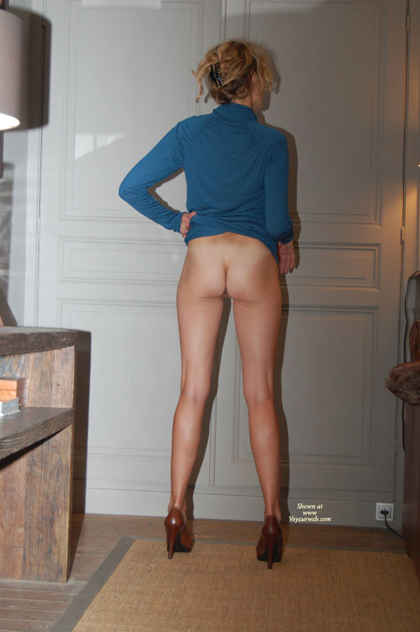 Pic #1 - Long Thin Legs - Blonde Hair, Heels, Long Legs, Naked Girl, Nude Amateur, Nude Wife , Back Side, Tight, Hard Body, Red High Heels, Perfect Little Ass, Nude Wife On Heels, Dress With No Undies, Blue Long Sleeve Shirt Only, Tight Ass, Athletic Legs, Blue Top, Thin And Tall, Nice Legs, Tiny Ass