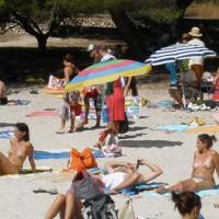 Beach Voyeur:Menorca, Spain