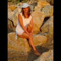 Nude Amateur:Costinesti 2010