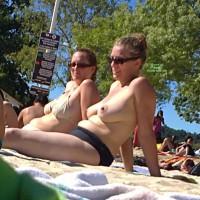 Beach Voyeur:On A French Beach