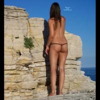 Nude Wife:Carezze30 On The Beach