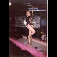 Nude Wife on heels:Heather At Razzle Dazzle