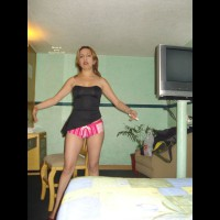 Topless Amateur:Zorra Nayeli