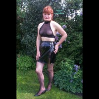 Nude Wife: Angela From Alfreton