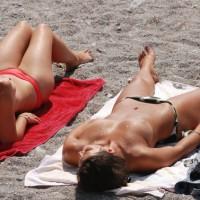 Beach Voyeur:Nice... France # 7