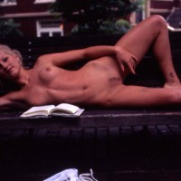 Nude Amateur: Renee Goes To College, Pt 3