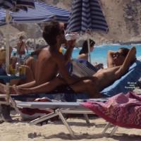 Beach Voyeur:Sneak Shots Greece Summer 2010