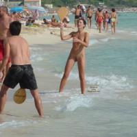 Beach Voyeur:Miky Is Back...Spain 2010 Es Trenc Fkk
