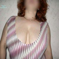 Topless Ex-Girlfriend:No Bra # 2