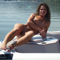 Nude Amateur: Ohio River