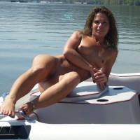 Nude Amateur:Ohio River