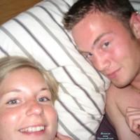 Topless Girlfriend:Young Uk Couple 23