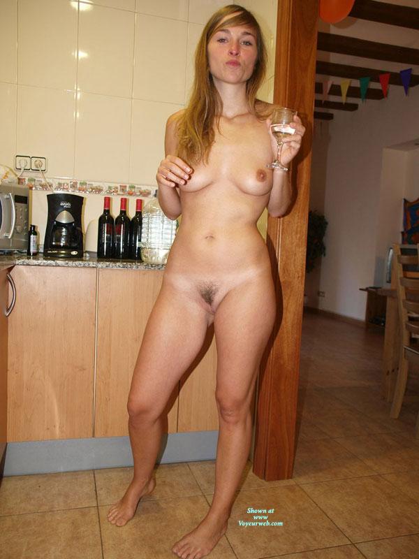 Words... super Amateur nude naked nudist speaking