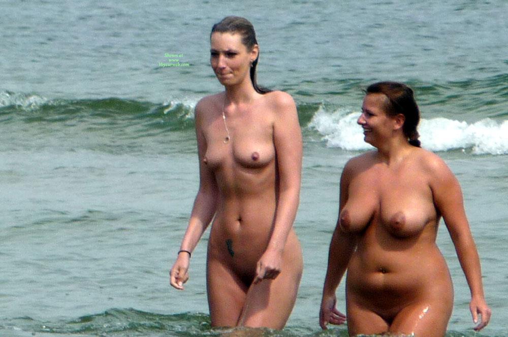 Idea East german nudist