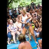 Event Voyeur:Kyla S. Naked At Nap Wet T Shirt