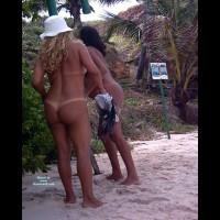 Nude Friend's Wife:Brasil: Tambaba Beach