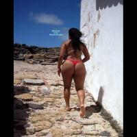 Topless Friend's Wife:Brasil: Lane From Recife City
