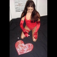 Mystical Marie- Happy Nude Valentines