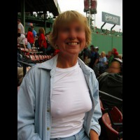 Bridget At A Ball Game