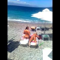 Beach Voyeur:Aegean Girls