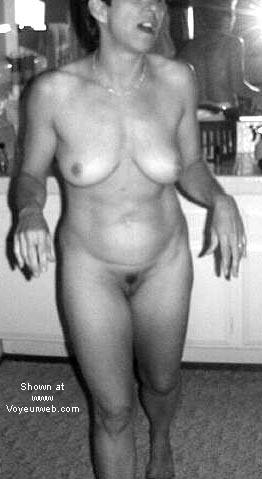Pic #7 - Mrs Muffin in Black & White