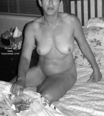 Pic #8 - Mrs Muffin in Black & White