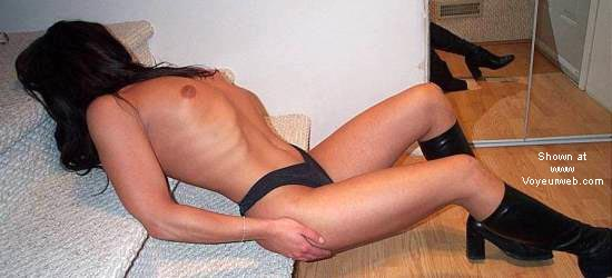Pic #4 - my sexy 30 yr. old wife