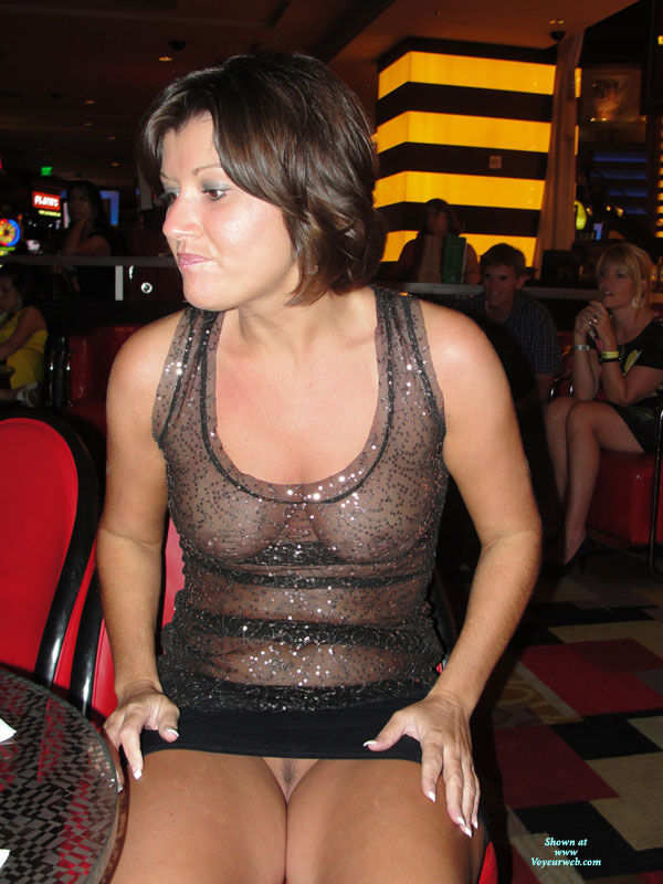 Amatuer naked wife in vegas
