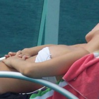 in Swimwear:*DB On A Cruise