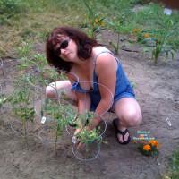 Pantieless Me:Skylar's Garden