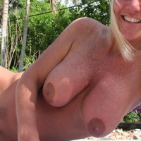 Nude Wife: Summer Almost Over