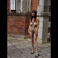 Nude Amateur on heels:New Experiences