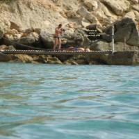 Beach Voyeur:Ibiza, Cala D'hort Sexy Photo Shoot