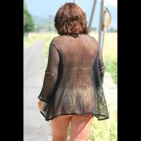 Nude Me on heels:Esibizioni Per Strada