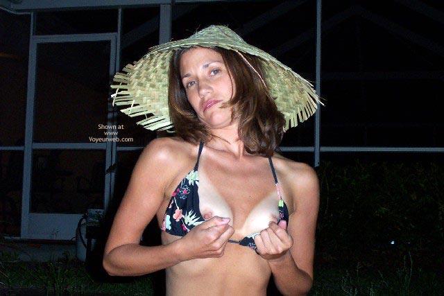 Pic #3 - Shannon Poses Polynesian