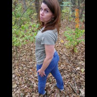 Nude Girlfriend:Gf's Trip To The Woods