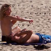 Beach Voyeur:Plages Bretonnes
