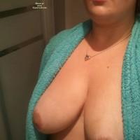 Topless Girlfriend:Tits