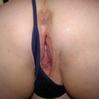 Her Pussy After Squirting
