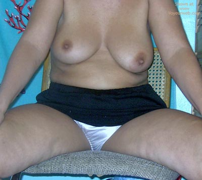 Pic #4 - Wife 48 First Time Part 2