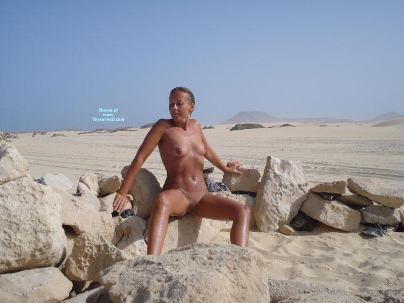 Nudist holidays 2012 fuerteventura - 3 part 1