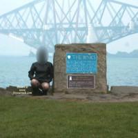 Where Are We, By A Big Rail Bridge
