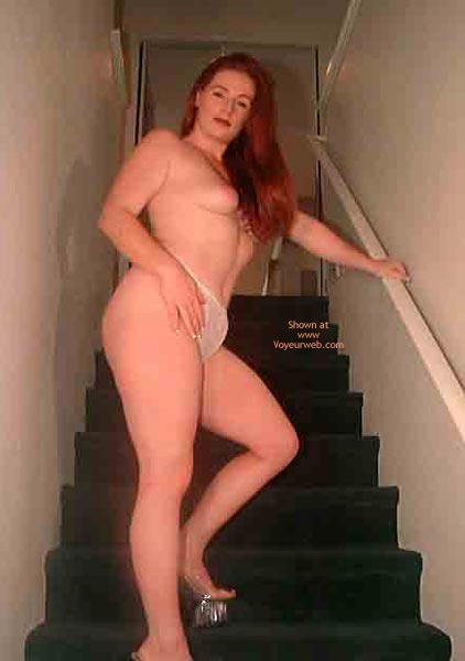 Pic #7 - Ariel Is A Beauty On Stairs