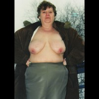 Topless Ex-Wife:Meine Titten