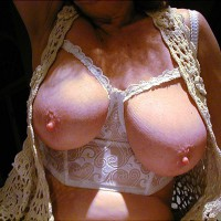 Topless Wife: My Gorgeous 67 Yo Wife