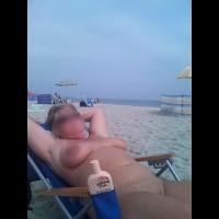 Nude Friend:Mature Beach